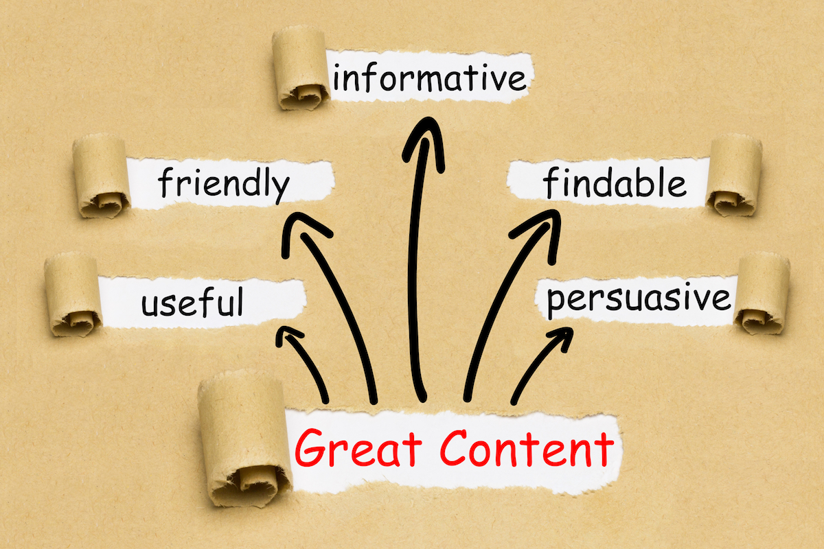 Writing Great Content for your Marketing