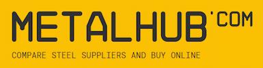 MetalHub Online Steel Suppliers logo
